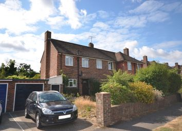 Thumbnail 2 bed semi-detached house for sale in Charlock Way, Burpham, Guildford