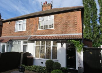2 bed semi-detached house for sale in Austin Street, Bulwell, Nottingham NG6