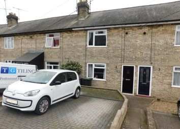 Thumbnail 2 bedroom terraced house for sale in Takers Lane, Stowmarket