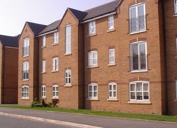 Thumbnail 1 bed flat to rent in Lowther Crescent, Grange Park, St Helens