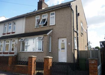 Thumbnail 3 bed semi-detached house to rent in First Avenue, Grays