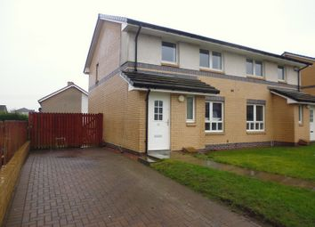 Thumbnail 3 bedroom town house to rent in Avenue End Road, Hogganfield, Glasgow