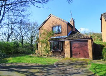 Thumbnail 4 bed detached house for sale in 70, The Warren, Hardingstone, Northampton