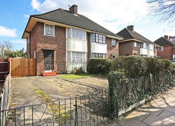 Thumbnail 3 bed semi-detached house for sale in Greenford Avenue, Hanwell