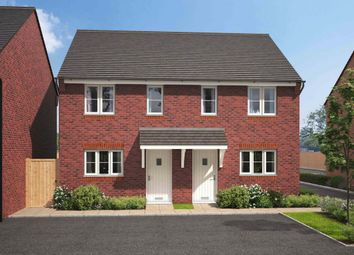 Thumbnail 2 bedroom semi-detached house for sale in Buckthorn Lane, Wimborne Minster