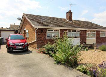 Thumbnail 2 bed bungalow for sale in Sunningdale Avenue, Pakefield, Lowestoft