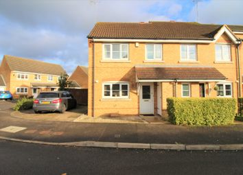 Thumbnail 3 bedroom semi-detached house for sale in Gorseway, Hatfield