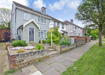 Thumbnail 4 bed semi-detached house for sale in Fleet Road, Rochester, Kent
