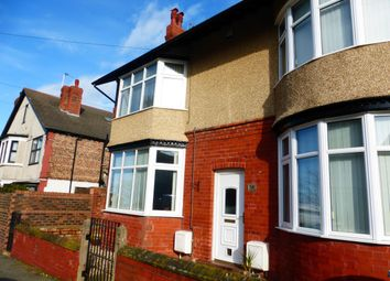 Thumbnail 2 bed flat to rent in Burlington Road, New Brighton, Wallasey