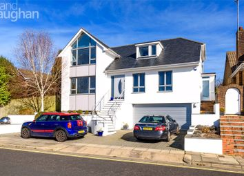 Downside, Hove, East Sussex BN3. 4 bed detached house for sale