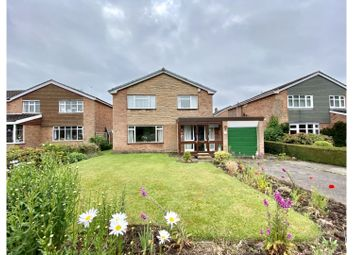 Thumbnail 4 bed detached house for sale in Balmoral Drive, Crewe