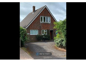 Thumbnail 3 bed detached house to rent in Hampton Park Road, Hereford