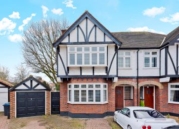 Thumbnail 4 bed semi-detached house for sale in Austyn Gardens, Berrylands, Surbiton