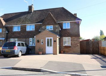 Thumbnail 3 bed semi-detached house for sale in Park Estate, Deeping St James, Lincolnshire
