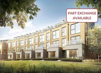 Thumbnail 4 bed town house for sale in Plot 32, The York, St. Andrew's Park, Uxbridge