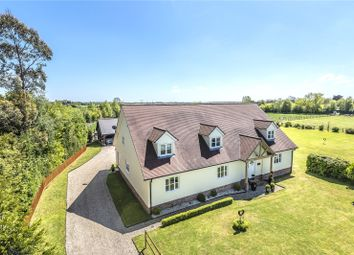 Thumbnail 5 bed detached house for sale in Melford Road, Lawshall, Bury St. Edmunds, Suffolk