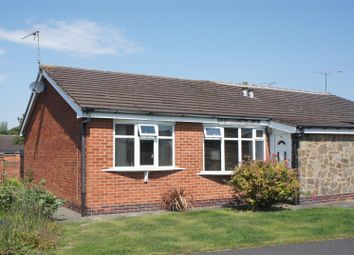 Thumbnail 2 bed semi-detached bungalow for sale in Chitterman Way, Markfield