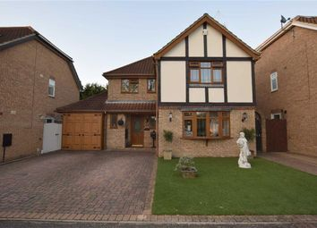Thumbnail 4 bed detached house for sale in Hornbeam Way, Basildon, Essex