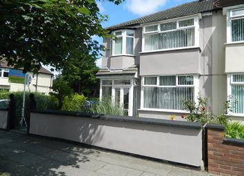 Thumbnail 3 bed semi-detached house for sale in Eaton Road, West Derby