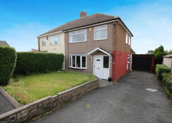 Thumbnail 3 bed semi-detached house for sale in Glendale Drive, Wibsey, Bradford