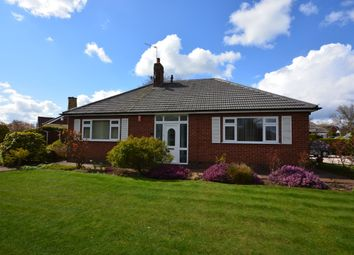 Thumbnail 2 bed detached bungalow for sale in Roe Lane, Westlands, Newcastle
