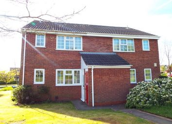 Thumbnail 1 bed flat to rent in Cornfield Drive, Lichfield