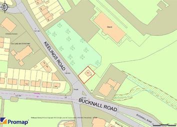 Thumbnail Land for sale in Keelings Road, Stoke-On-Trent, Staffordshire