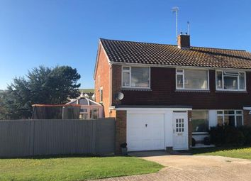 Thumbnail 3 bed semi-detached house for sale in Rye Close, Saltdean, Brighton, East Sussex