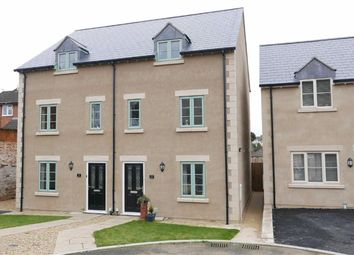Thumbnail 4 bedroom semi-detached house for sale in Manor View, Dursley