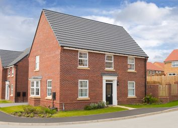 "Thumbnail 4 bed detached house for sale in ""Cornell"" at Sandbeck Lane, Wetherby"