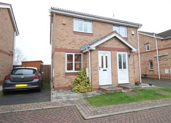 Thumbnail 2 bed semi-detached house for sale in Stoney Bank Drive, Kiveton Park, Sheffield, South Yorkshire, UK