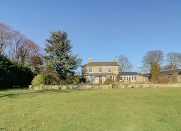Thumbnail 4 bed detached house for sale in Field House Close, Acklington, Morpeth