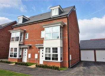 Thumbnail 4 bed semi-detached house to rent in Benjamin Gray Drive, Littlehampton