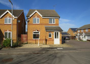 Thumbnail 3 bed detached house for sale in Aintree Drive, Rushden