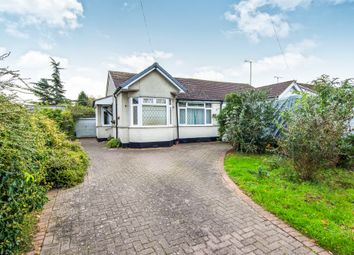 Thumbnail 2 bed semi-detached bungalow for sale in Chelmsford Road, Shenfield, Brentwood