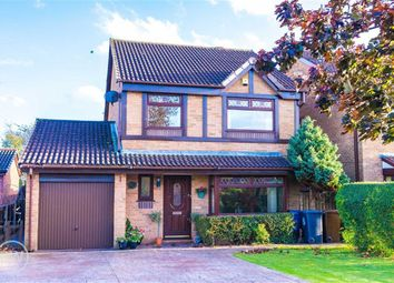 Thumbnail 4 bed detached house for sale in Oakhead, Leigh, Lancashire