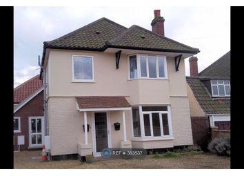 Thumbnail 2 bed flat to rent in Friarscroft Lane, Wymondham