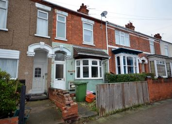 Thumbnail 4 bedroom terraced house to rent in Farebrother Street, Grimsby