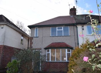 Thumbnail 2 bed semi-detached house to rent in Edgehill Grove, Mansfield Woodhouse