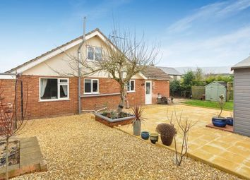 Thumbnail 4 bed detached bungalow for sale in Norton Canon, Hereford