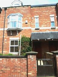 Thumbnail 4 bed town house to rent in Bancroft Road, Hale, Cheshire