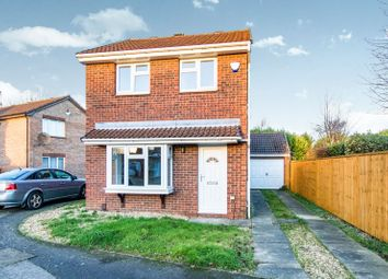Thumbnail 3 bed detached house to rent in Bolero Close, Wollaton, Nottingham