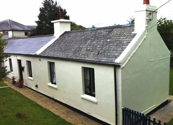 Thumbnail 3 bed cottage for sale in Dhoor Cottages, Ramsey, Isle Of Man