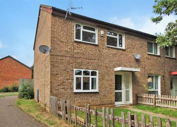 Thumbnail 3 bedroom end terrace house for sale in Greatmeadow Road, Blackthorn, Northampton, Northamptonshire