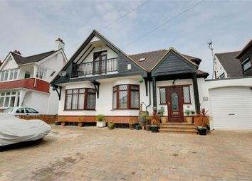Thumbnail 5 bedroom detached house for sale in Esplanade Gardens, Westcliff, Essex