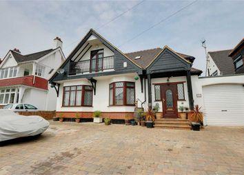 Thumbnail 5 bedroom detached house for sale in Esplanade Gardens, Westcliff, Essex