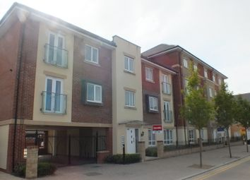 Thumbnail 2 bed flat for sale in Whitebeam Court, Didcot, Didcot