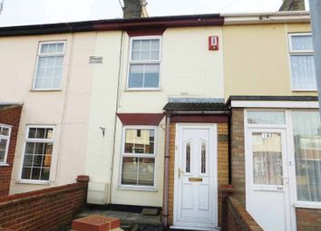 Thumbnail 2 bedroom terraced house for sale in Beccles Road, Gorleston, Great Yarmouth