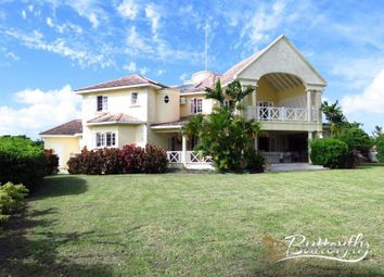 Thumbnail 5 bed detached house for sale in Holetown, Barbados