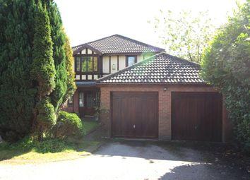 Thumbnail 4 bed detached house for sale in Kirklees Close, Tottington, Bury